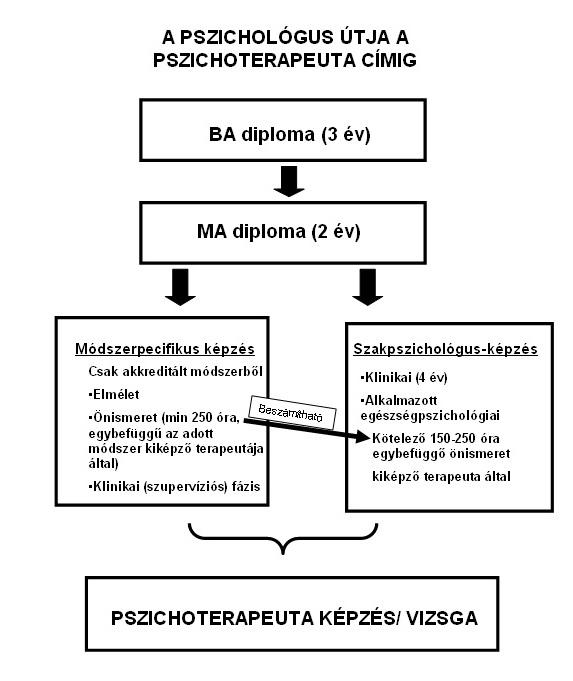 Pszichológus képzés okj