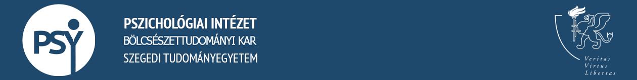 SZTE Pszichológiai Intézet